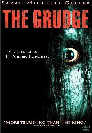 The Grudge-The Grudge 2 (Unrated Director's Cut) w/slip jacket-The Grudge 3 DVD