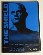 FYC 2003 The Shield For Your EMMY Consideration DVD Outstanding Drama Series