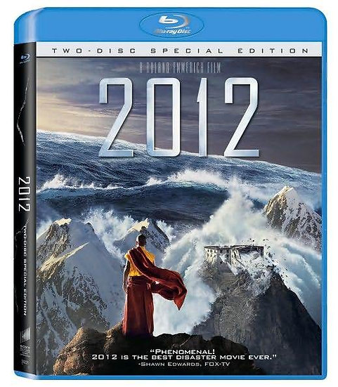 USED-2012 Special Edition (Blu-ray/Disc 2010, 2-Disc Set Special Edition)   In s