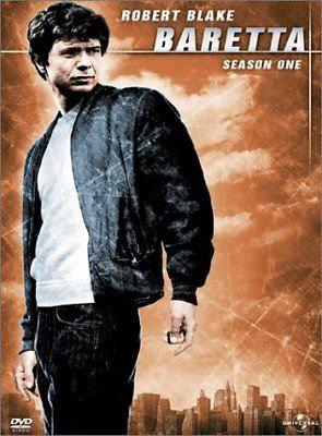 Baretta - The Complete First Season (DVD 2002-3 Disc