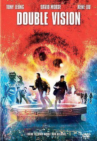 Double Vision (DVD 2002) Tony Leung, David Morse, Rene Liu