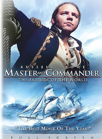 Master and Commander: The Far Side of the World (DVD, 2004)