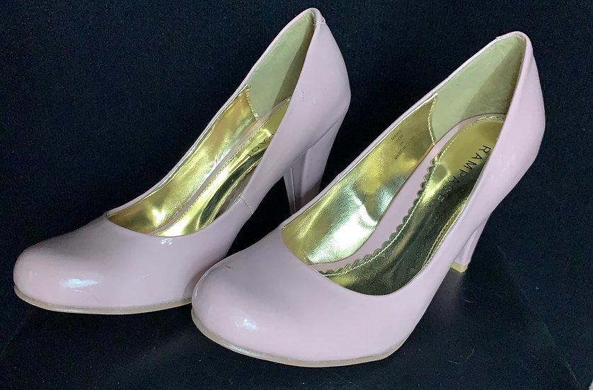 NEW Rampage - Blush Maika Heels 7.5