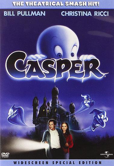 NEW Casper (DVD, 2003 Widescreen) Bill Pullman, Christina Ricci - Theatrical
