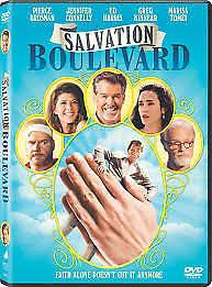 Salvation Boulevard 2011(DVD)Pierce Brosnan-Jennifer Connelly