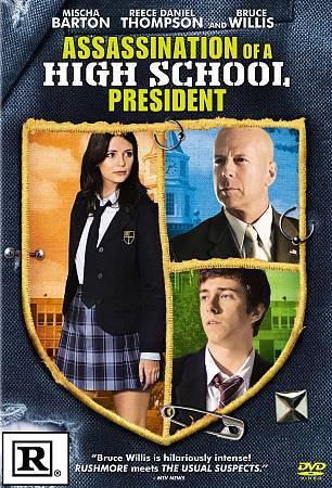 assassination of a High School President (DVD, 2009) Bruce Willis/Mischa