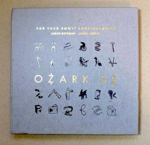 FYC 2019 OZARK S 2  Season 2 DVD (3) NETFLIX