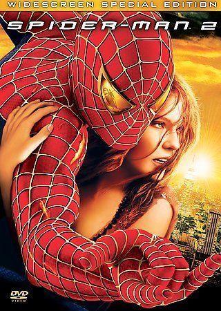 Spider-Man 2 (DVD, 2004, 2-Disc Set, Special Edition Widescreen)