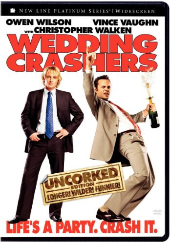 Wedding Crashers( DVD)  Uncorked Edition   Owen Wilson/Vince Vaughn/Christopher