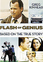 Flash of Genius (DVD, 2009) Greg Kinnear, Lauren Graham
