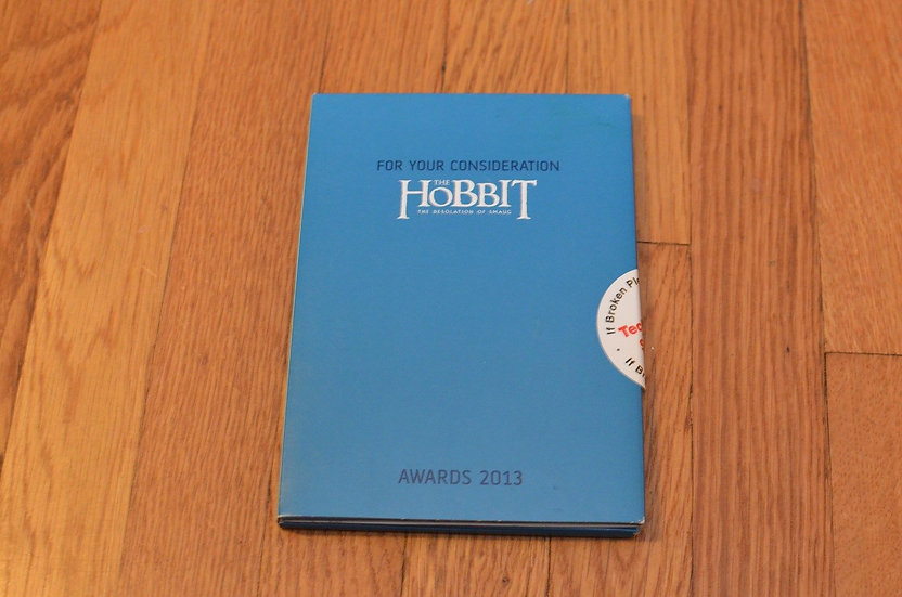 FYC-The HOBBIT-For Your 2014 Consideration