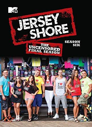 MTV Jersey Shore: Season 6-Uncensored Final Season-Sixth Season  (DVD 2012)