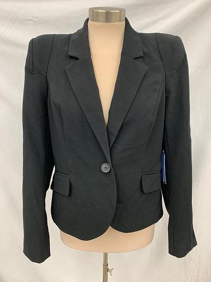 NWT Simply Vera Vera Wang  1 button Career Blazer Women's Sz 10