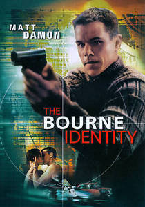 The Bourne Identity (DVD 2012 Widescreen) Matt Damon