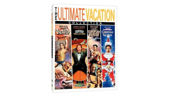 The Ultimate Vacation Collection National Lampoon's Vacation / Vegas Vac