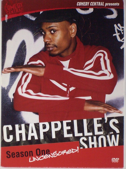 Chappelle's Show - Uncensored : Season 1 (DVD, 2004, 2-Disc Set) Region 1