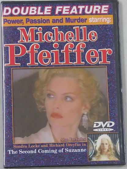 Power, Passion, and Murder/The Second Coming of Suzanne (DVD, 2006)