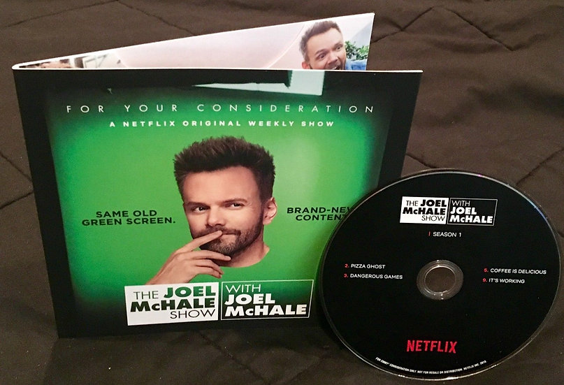 2 Netflix 2018 FYC The Joel McHale Show/Jim & Andy