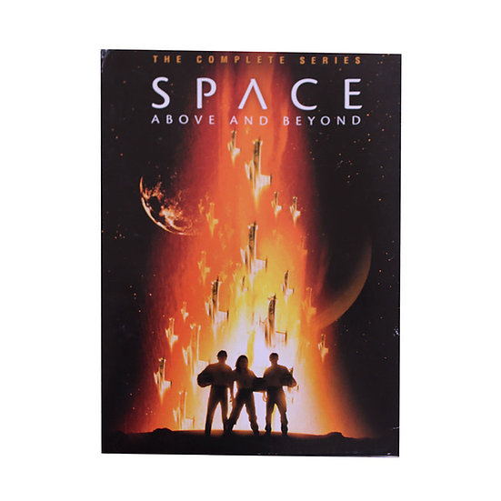 Space Above And Beyond-The Complete Series (DVD 5 disc set)