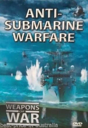 Weapons of War: Anti- Submarine Warfare DVD + Booklet #23
