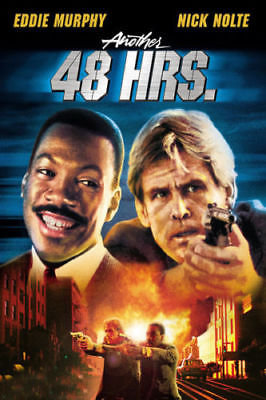 Another 48 Hours Eddie Murphy, Nick Nolte-1990  (DVD 2006 Widescreen Reg