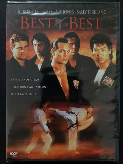 NEW Best of the Best DVD Eric Roberts, James Earl Jones