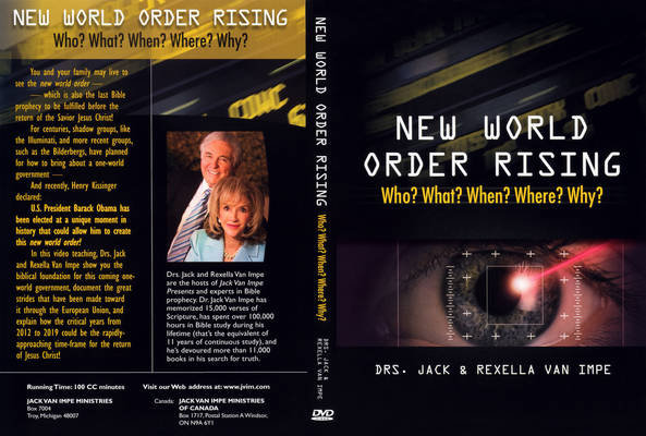 New World Order Rising Who? What? When? Where? Why? (DVD)
