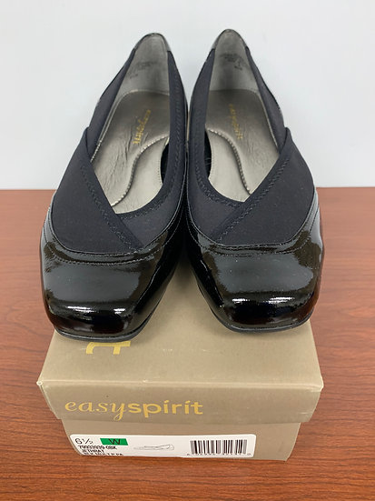 NIB easyspirit Black Jethrat Shoes size 6.5W