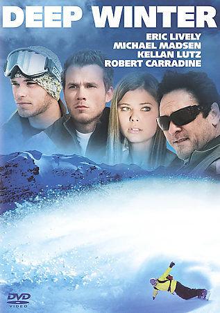 Deep Winter (DVD 2009) Eric Lively/Robert Carradine/Michael Madsen