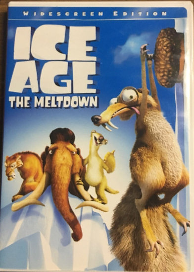 NEW ce Age - The Meltdown (DVD)