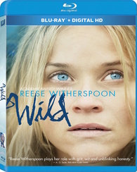 USED-Wild Blu-ray + Digital HD Reese Witherspoon, Laura Dern