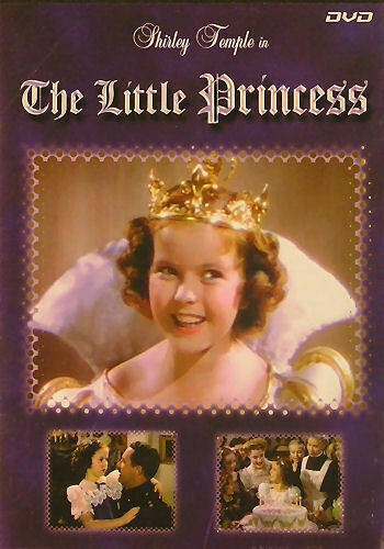 USED- Shirley Temople In The Little Princess COLOR DVD, 2004-DIGVIEW Production