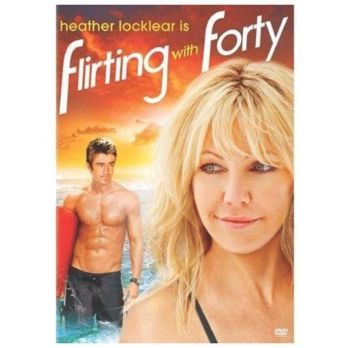 FLIRTING WITH FORTY DVD Heather Locklear