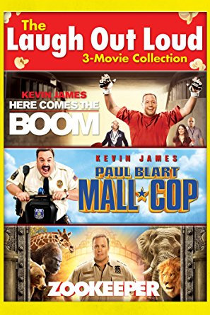 Laugh Out Loud Collection: Here Comes the Boom/Paul Blart Mall Cop/Zooke