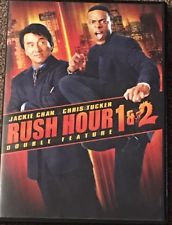RUSH HOUR 1&2 DOUBLE FEATURE - 2009 DVD )