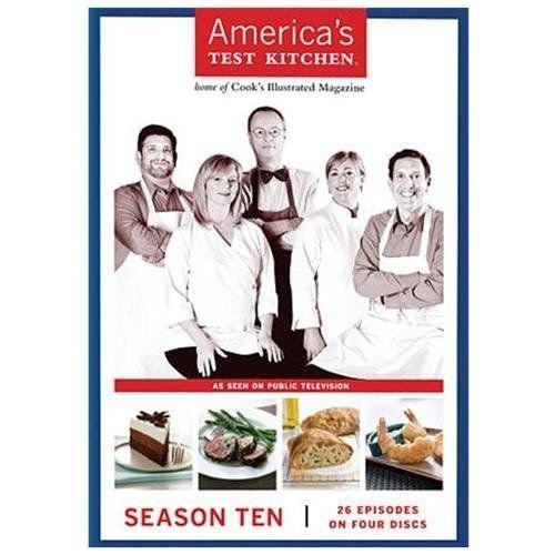 America's Test Kitchen Complete Twelfth Season (DVD 2012- 26 Episodes