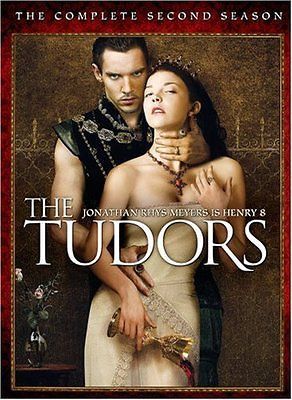 The Tudors - The Complete Second Season (DVD, 2008, Widescreen Region 1)