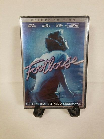 Footloose (2011 DVD Region 1) Deluxe Edition Kevin Beacon,