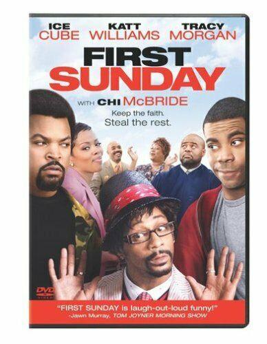 FIRST SUNDAY (DVD, 2008) Keefer Sutherland