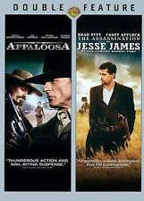 Appaloosa/The Assassination of Jesse James (DVD, 2014, 2-Disc Set)