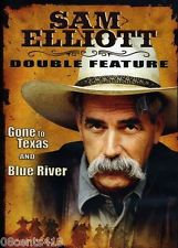 Sam Elliott Double Feature Gone To Texas / Blue River (DVD, 2009)