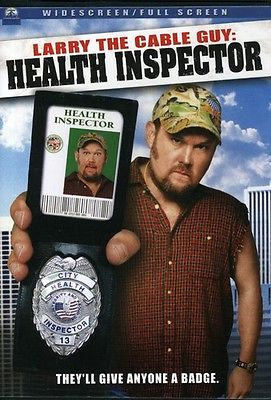 Larry the Cable Guy: Health Inspector (DVD 2006 WS Region 1)