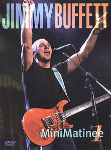 USED Jimmy Buffett - Mini Matinee #1 (DVD) And the Coral Reefer Band