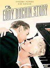 NEW The Eddy Duchin Story 1956 (DVD 2002) Tryone Power/Kim Novak