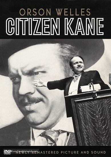 Citizen Kane (DVD, 1996, 2-Disc Set)
