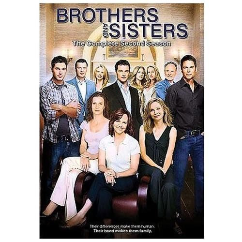 BROTHERS AND SISTERS COMPLETE SECOND SEASON