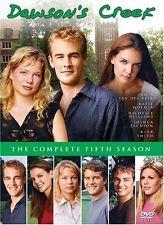 Dawson's Creek - The Complete Fifth Season Five 5 (DVD, 2005, 4-Disc)