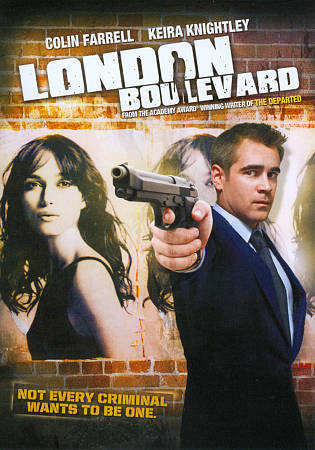 London Boulevard (DVD, 2011) Keira Knightley, Colin Farrell