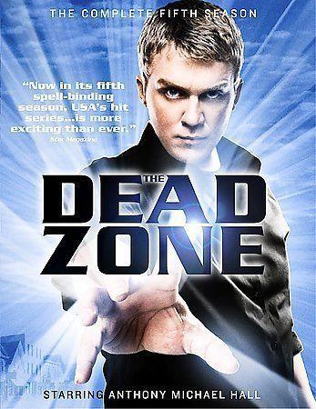 Dead Zone - The Complete Fifth Season DVD