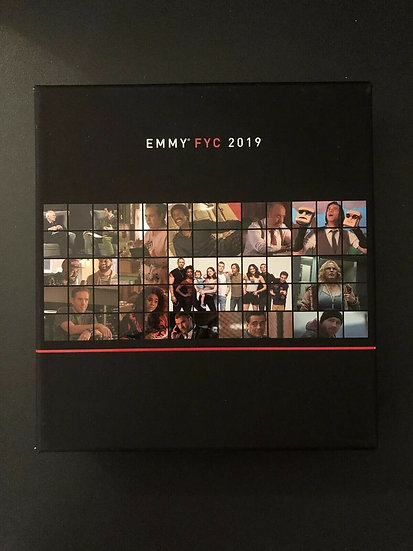 FYC 2019 SHOWTIME  FYC 2019 16 DVD-13 Emmy Boxed Pressbook Set
